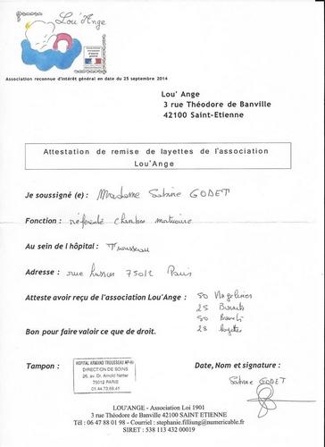 remise Trousseau Paris layettes enfants nés sans vie Lou`Ange IMG