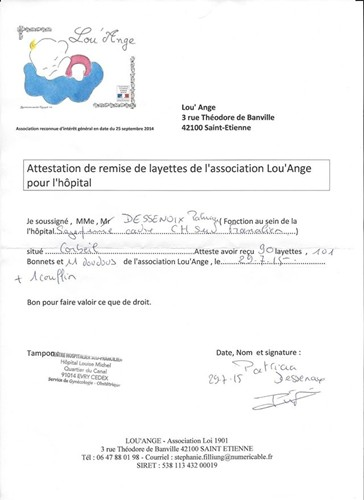 attestation layettes Evry 29072015