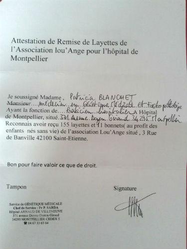 attestation Montpellier